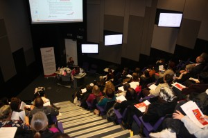 10th anniiversary event at the London School of Hygiene and Tropical Medicine